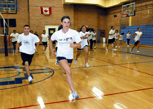 mandatory physical education in us schools should be implemented In oregon, the portland public school district sent an email to pe teachers  but  cutting pe will be most harmful to students, volimas says  and the state's  average teacher pay continues to land us in the bottom tier of states.