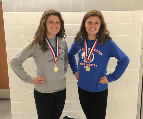 The Power of Two Leads Spartan Track to the Top