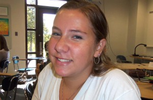 Photo of Sarah Lynch