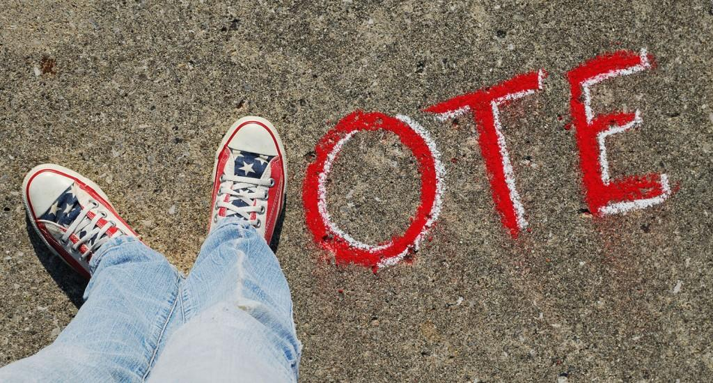 New voters will have their voices heard for the first time this Election Day.
