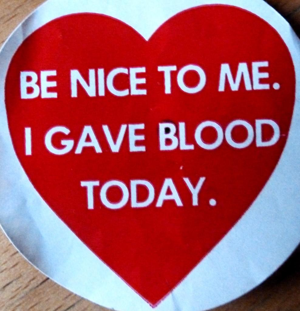 Are You My Type: SLHS Blood Drive