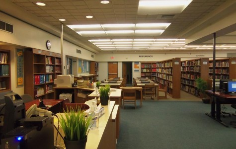 SLHS Library Adds Technology, Changes Policy