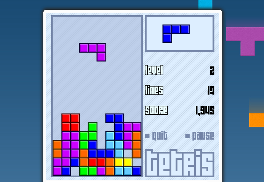 Are You Suffering From a Tetris Addiction?
