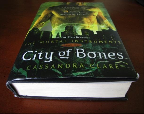 Book Review: City of Bones
