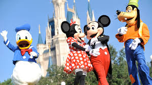 Disney is a great summer vacation spot.