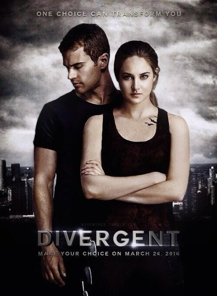 One Choice Can Transform You in 'Divergent'