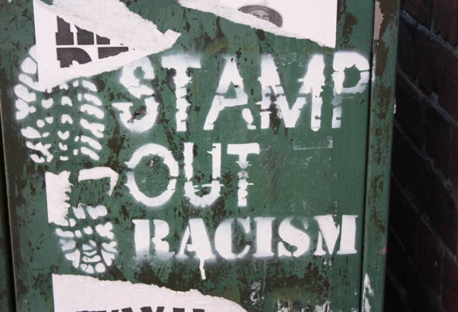Our society needs to work to abolish racism