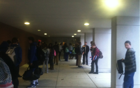 Students Beg Admin to 'Let Us In!'