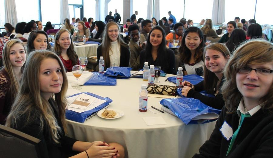 Underclassmen Attend Multicultural Student Conference Held at Lehigh University