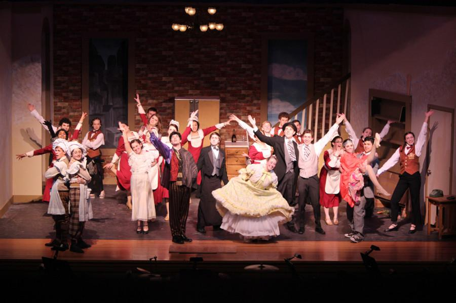 SL Theater Performs The Drowsy Chaperone