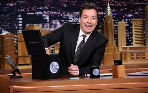 Jimmy Fallon and The Tonight Show's Year Anniversary