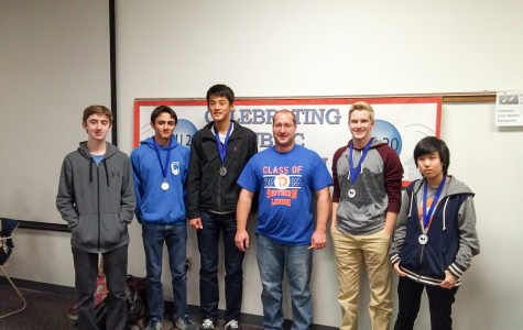 Computer Science Students Take 2nd Place at Regional Competition