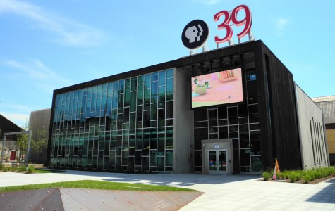 Four students won a Scholastic Scrimmage competition held at the PBS39 headquarters in Bethlehem.