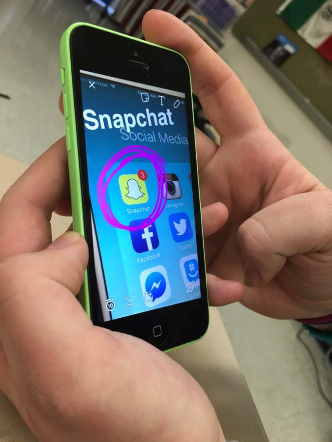 Snapchat's New Controversial Privacy Policy