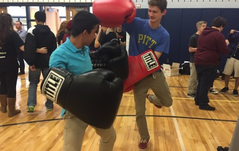 Students Promote Healthy Living at the Annual Healthy Living Expo