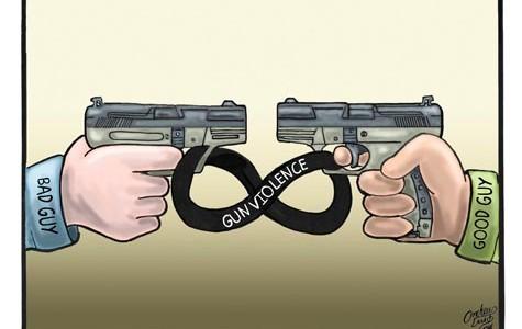 """Gun Control """"Triggers"""" Debate"""