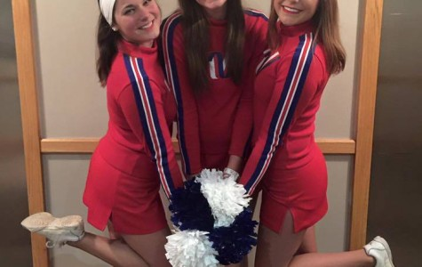 Southern Lehigh Cheerleaders on The All-American Team Perform in London