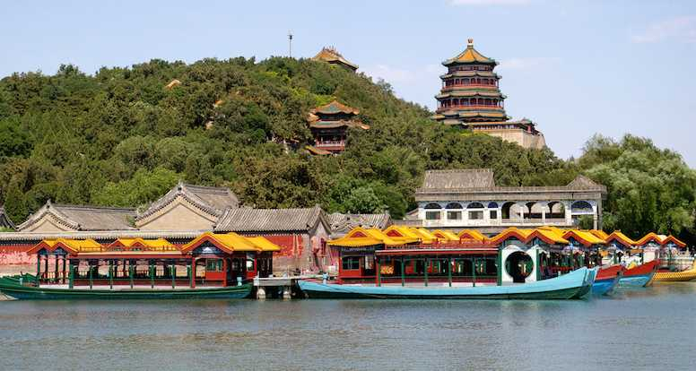 Some Southern Lehigh students traveled to China.