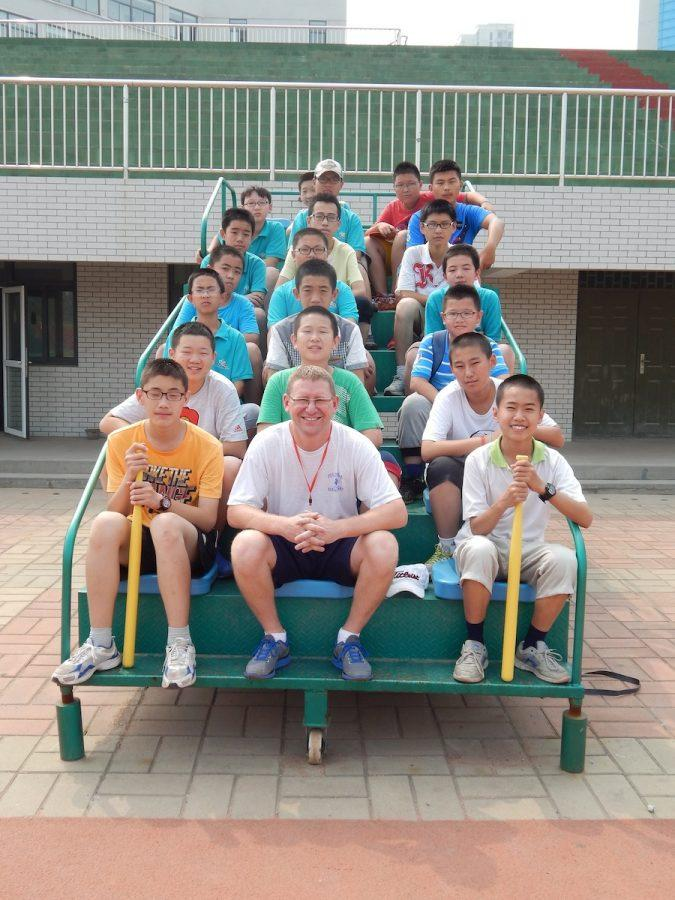 Teaching in China a Memorable Experience