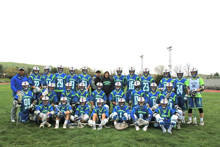 Boys Lacrosse Goes Headstrong Into Good Cause