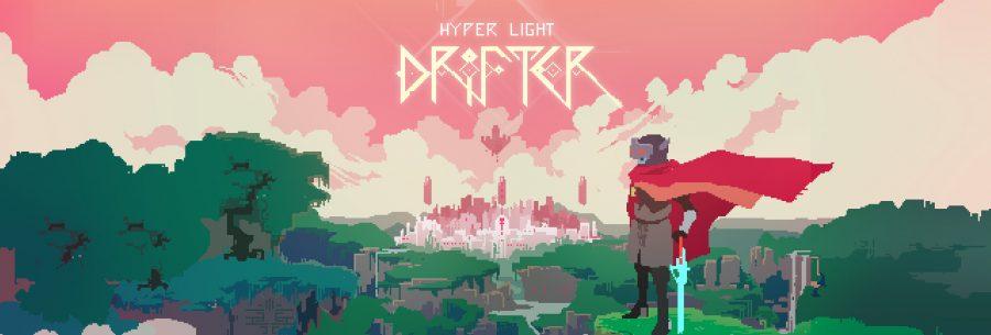 At the Speeds of Light, Drift Into 'Hyper Light Drifter'