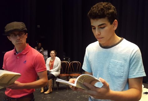 Student Poets Attend Festival at DeSales