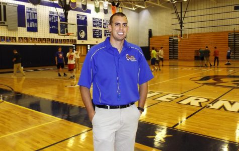 Mr. Green Scores a Spot on the Phys Ed Team