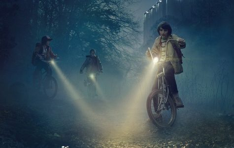 """""""Stranger Things"""" Brings Thrill and Horror to Netflix"""