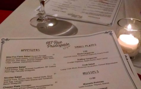 187 Rue Principale Serves Up Classic French Cuisine