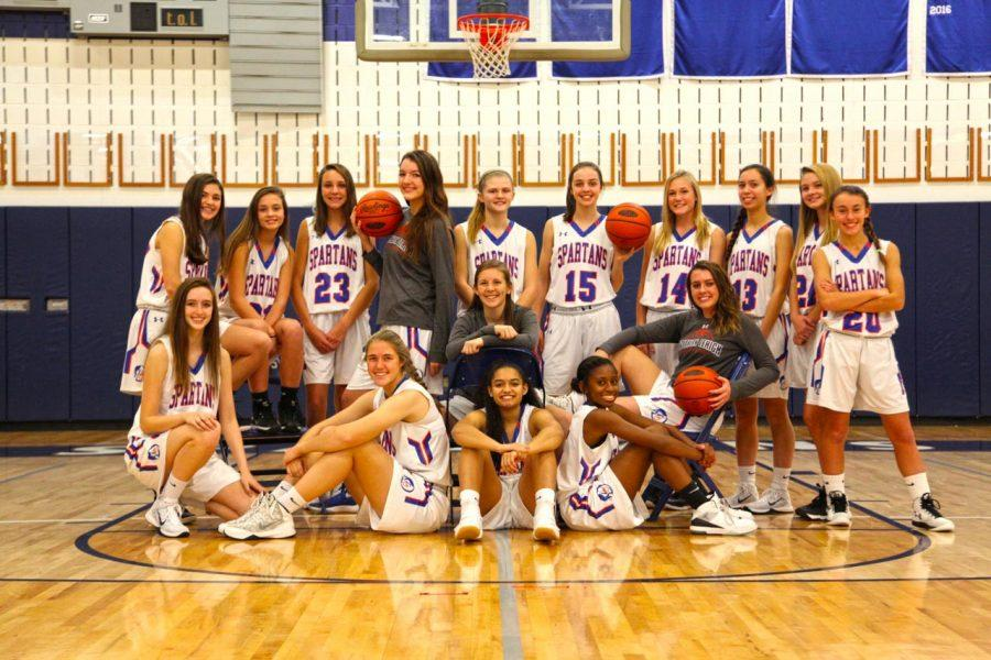 Girls Basketball Looks to Sustain Success in the Valley