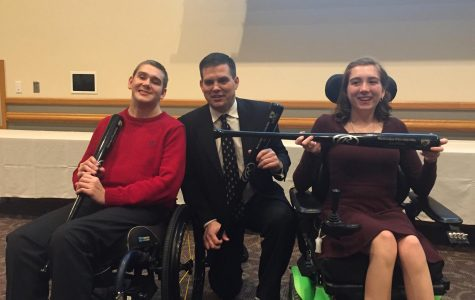 Two Students Inducted into Miracle League HOF