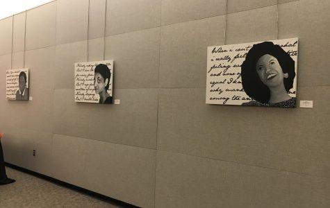 SL Portfolio Students Showcase Artwork for Black History Month