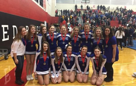 Cheerleading Leads the Way to Nationals