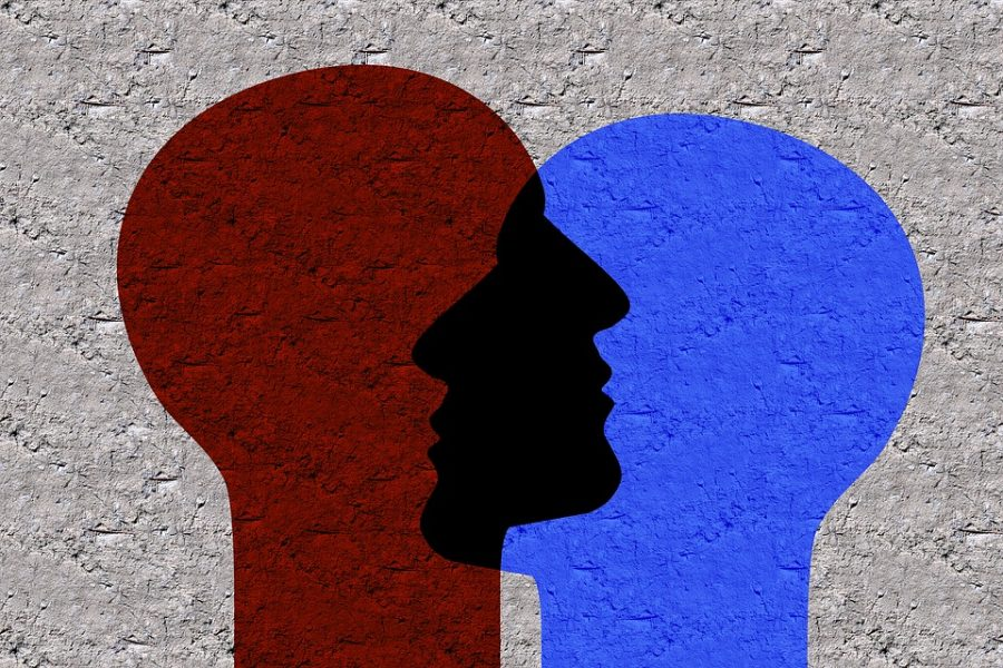 People with Dissociative Identity Disorder have multiple identities in the same mind.
