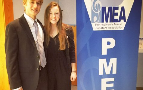 Orchestra Students Achieve PMEA Regional Honors