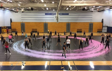 Solehi Color Guard Gains a New Field of View