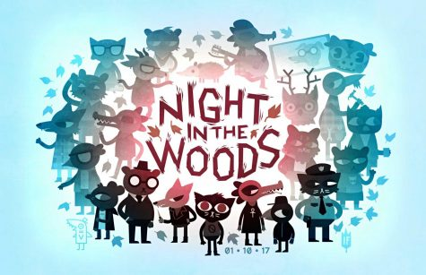 "Embark On A Visual Adventure With ""Night in the Woods"""