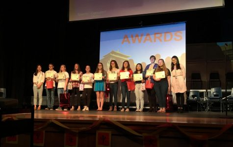 Students Showcase Chinese Language Skills in Competition