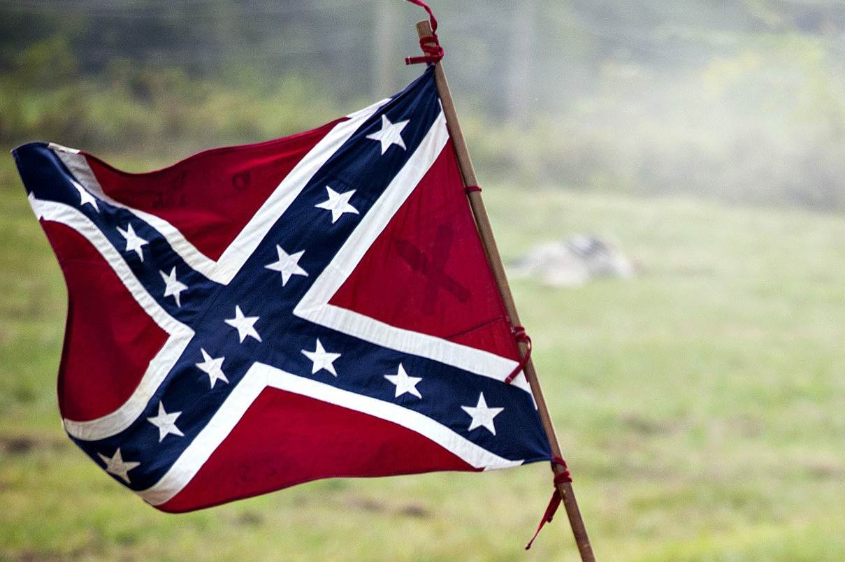 The confederate battle flag's meaning has evolved throughout the years.