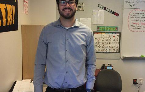 New Addition Mr. Piperato Factors the Fun Into Math