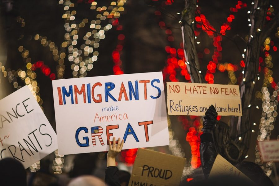 People+Us+Protest+Posters+Immigrants+Rally