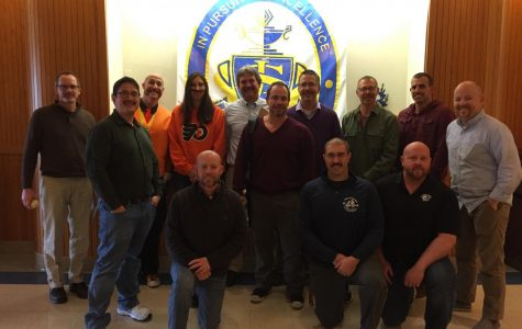 Faculty Members Use 'No Shave November' to Raise Money to Help Our Neighbors in Need
