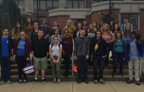 AP Biology Students Compete in Biology Olympics