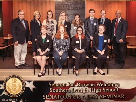 Students and Staff Adjust to New Southern Lehigh District Website