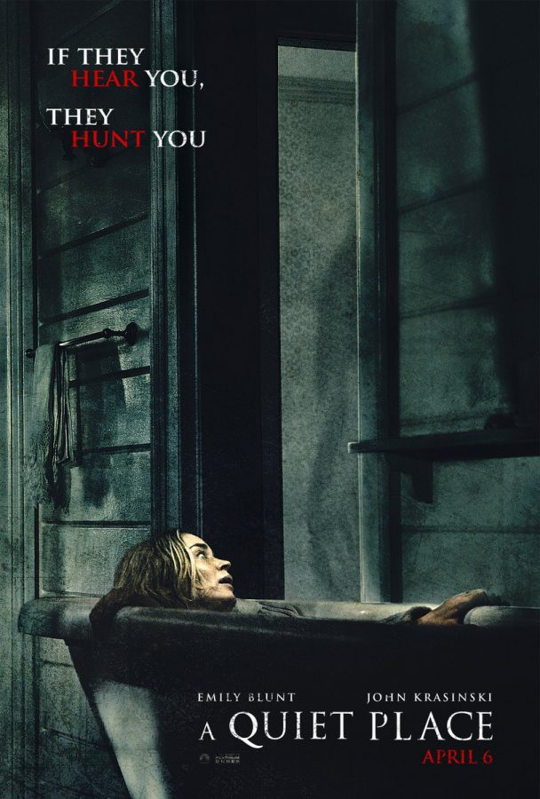 'A Quiet Place' is Anything But Quiet