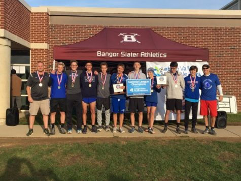 Boys Cross Country Crushes the Competition