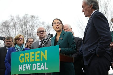 Green New Deal Heats Up Debate in Congress