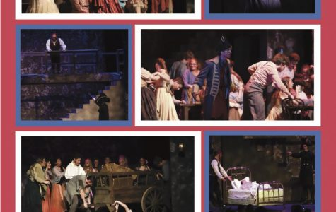 """Spring Musical """"Les Miserables"""" Brings the Sounds of Theatre to SLHS"""