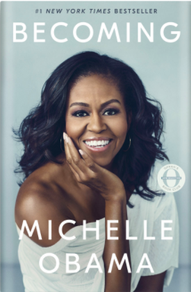 "Former First Lady Debuts Her Writing Skills in Her Captivating Book ""Becoming"""