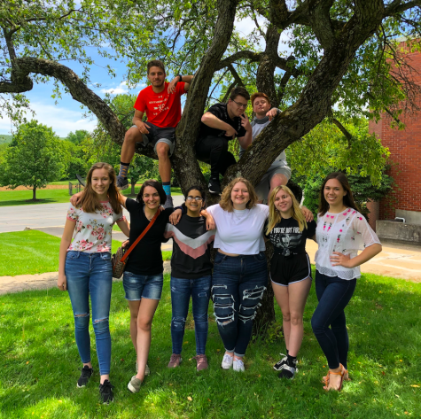 Letter from the Editor (2018 – 2019 School Year)